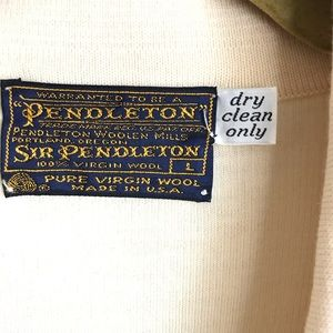 Pendleton Sweaters - Like New Pendleton Sir Pendleton Cream Sweater